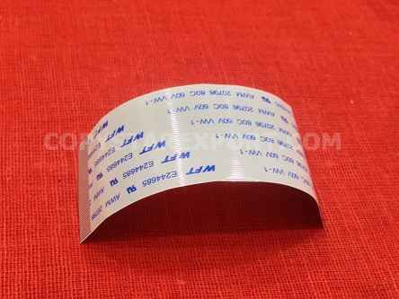 CCD PWB/SCANNER PWB RIBBON CABLE 2
