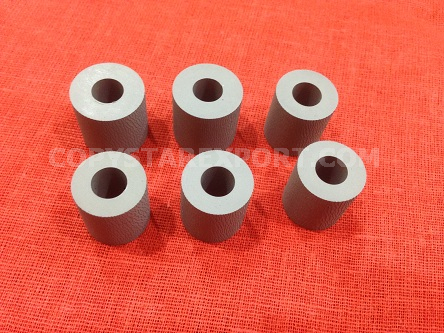 PAPER FEED TIRE WITHOUT HUB (SET OF 6PCS)