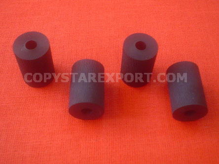 ROLLER, DUPLEXING FEEDER RUBBER ONLY (SET OF 4 PCS)