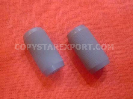 ROLLER, PAPER DELIVERY ONLY RUBBER (SET OF 2 PCS)