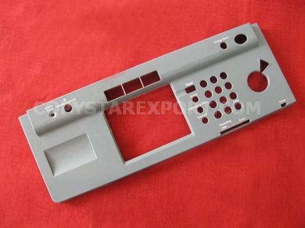 CONTROL PANEL COVER (LIGHT BULE COLOR AS IN RECONDITIONED MACHINE)