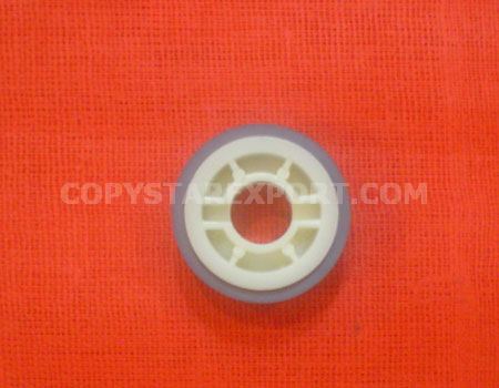 ROLLER, DELIVERY, OUTER RUBBER WITH HUB