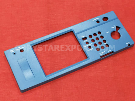 CONTROL PANEL COVER (DARK BULE COLOR AS IN NEW MACHINE)