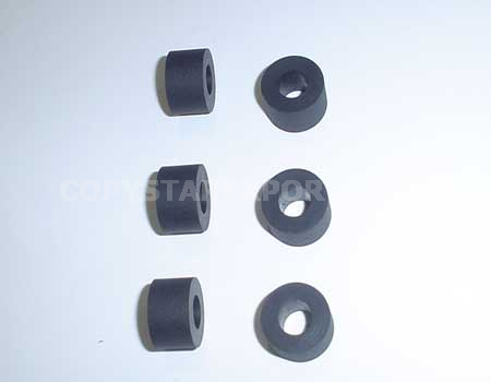 ROLLER, MANUAL ONLY RUBBER