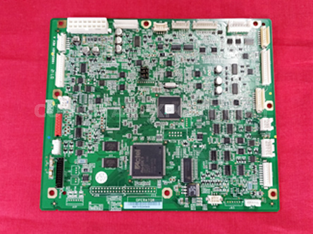 z. DC CONTROLLER PCB  - USED
