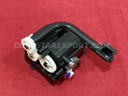 CYAN TONER SUPPLY ASSY (WITHOUT MOTOR)